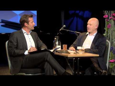 Jon Almaas intervjuer Thor Gjermund Eriksen. NMD13