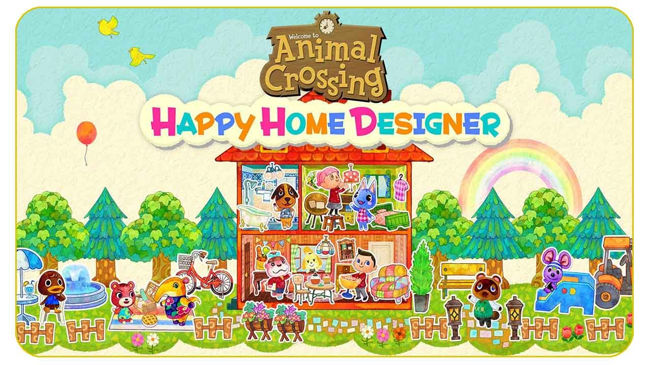 Animal Crossing Happy Home Designer Lets Play