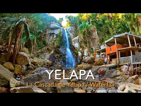 La Cascada de Yelapa, Cabo Corrientes, Jalisco, México / Yelapa Waterfall