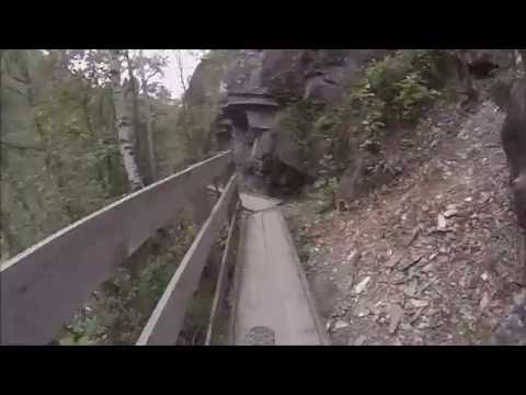 MTB Trailtour Wallis Tag 1 Brig