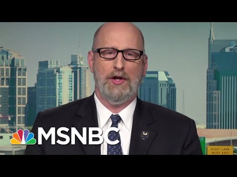 President Trump Playing 'Victim Of The Deep State' Is 'Disingenuous' | MTP Daily | MSNBC
