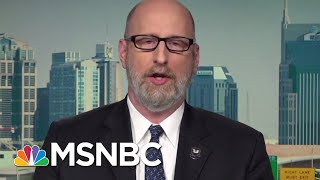 French: President Trump Playing 'Victim Of The Deep State' Is 'Disingenuous' | MTP Daily | MSNBC