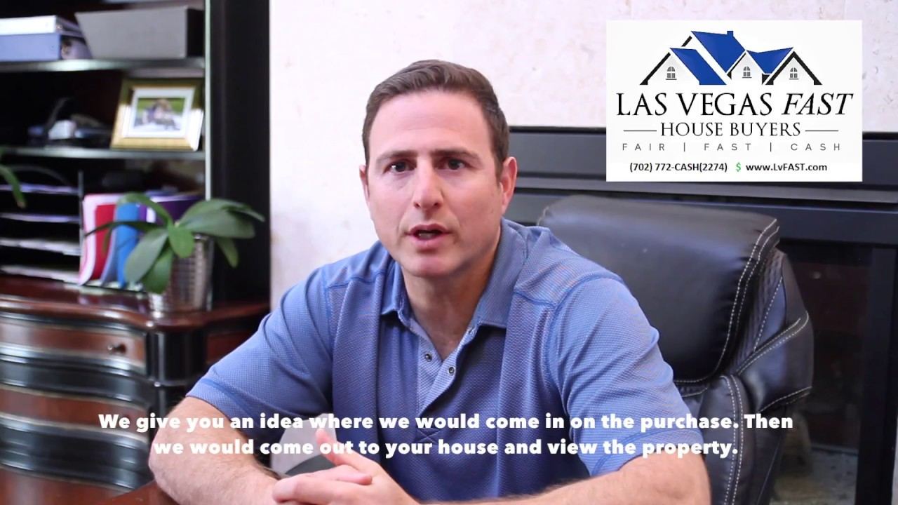 The Fast Cash Home Selling Process - Las Vegas