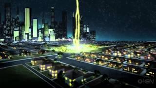 Лига справедливости: Война. Трейлер (2014) HD