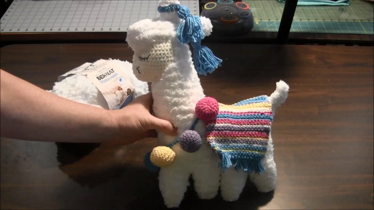 Fun Plush Crocheted Sheep Toy [FREE Crochet Pattern] - The Crochet ... | 720x1280