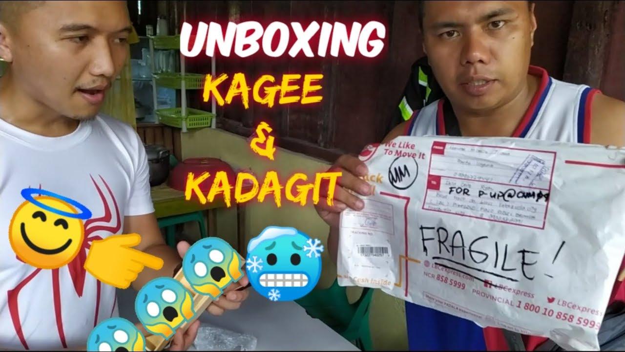 Download UNBOXING-may nagPadala NG mahiwagang pitak at paleta(KADAGIT&KAGEE)