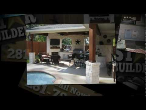 Outdoor Kitchens Houston