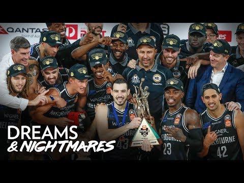 Dreams & Nightmares - Melbourne United's 2017-18 Championship