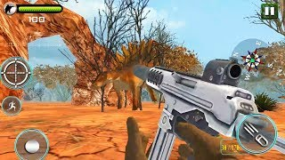 Dinosaur Hunter 3D Android Gameplay | Best Android Games 2018 | Droidnation
