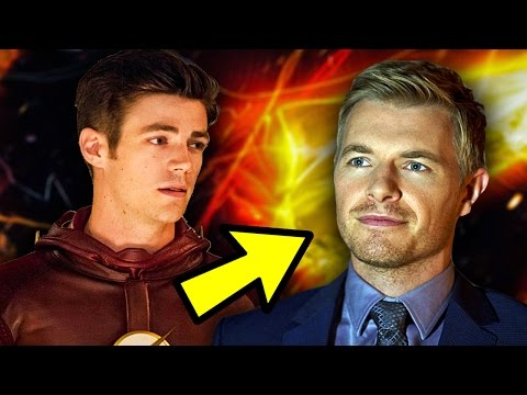 Eddie Thawne Returns! - The Flash Season 3