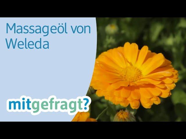 Von der Ringelblume zum Calendula Massageöl: Zu Gast bei Weleda - dm mitgefragt? Folge 9