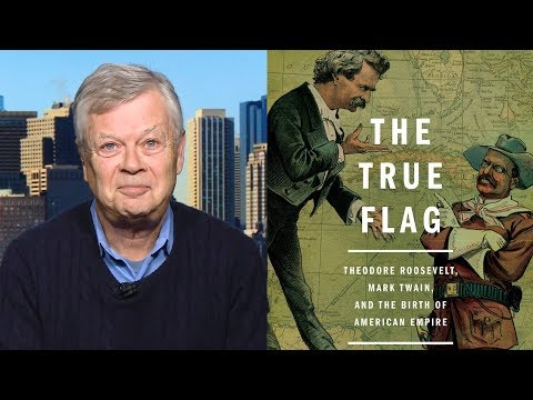 Web Bonus: Stephen Kinzer on America's History of Regime Change and Mark Twain's Anti-Imperialism