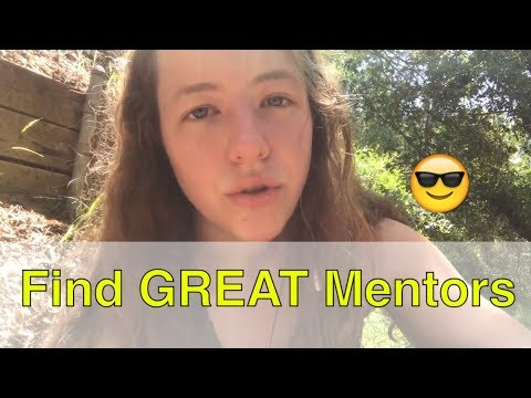 How to Find a Great Mentor & Successful Friends (Working for RSD)
