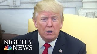 House GOP Memo Released With Donald Trump's Approval | NBC Nightly News