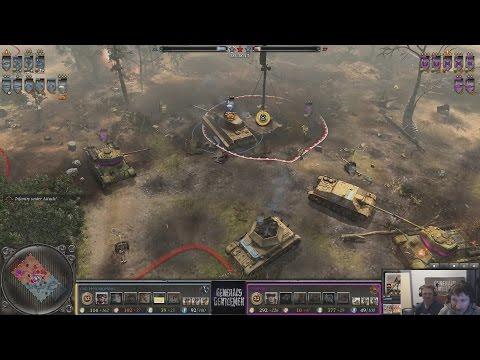 [Epic Coh2 Game] Helping Hans(OKW) vs Von Ivan(Soviets)