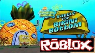 ROBLOX Place Review - SpongeBob SquarePants: Battle For Bikini Bottom