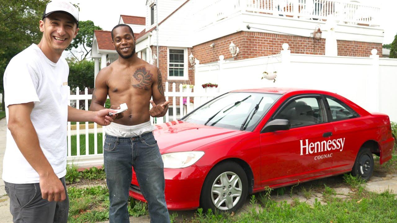 I Bought Back The Henny Honda!