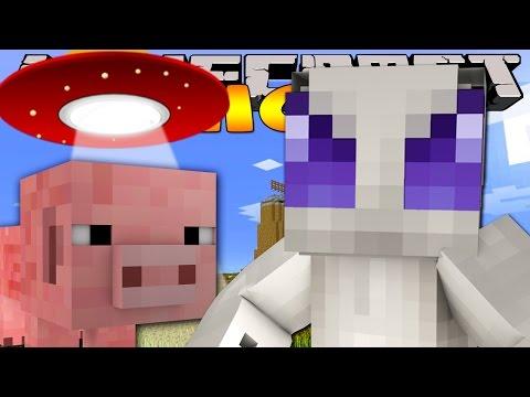 Minecraft School :SAVING PEPPA THE PIG!