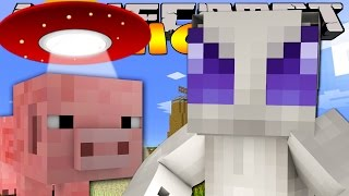 Minecraft School :SAVING PEPPA THE PIG!
