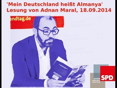 Adnan Maral  Mein Deutschland heißt Almanya  Leseprobe 2