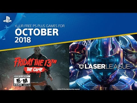 PlayStation Plus - Free PS4 Games Lineup: October 2018 | PS4