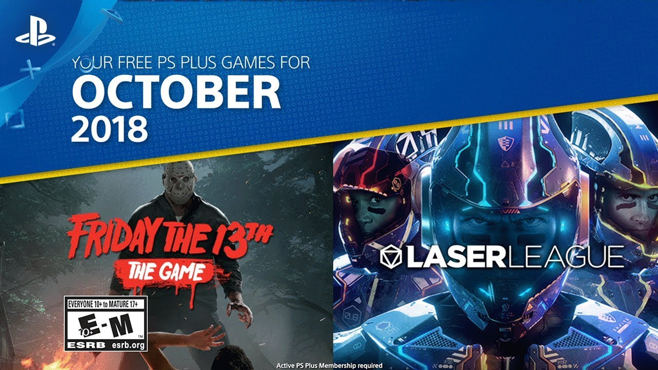 Playstation Plus Free Ps4 Games Lineup October 2018