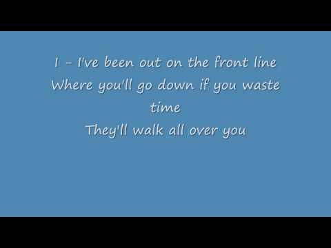 Raise Your Hands - Bon Jovi Cover - Lyrics