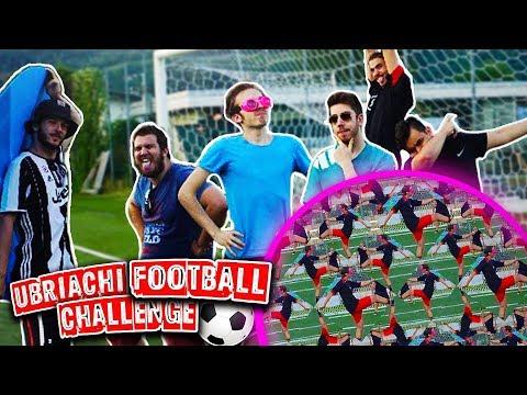 UBRIACHI FOOTBALL CHALLENGE /w iNoob, Federic95ita, Tizio20, Lever