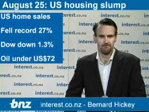 90 seconds at 9am: US housing slump