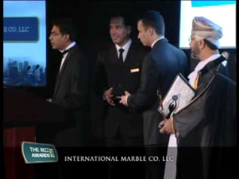 INTERNATIONAL MARBLE CO LLC , OMAN- THE BIZZ AWARDS 2008