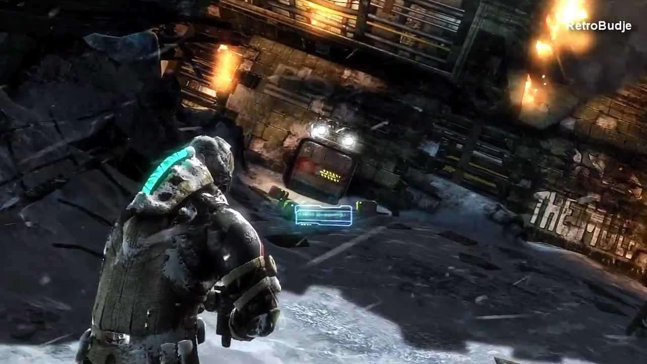 Dead Space 3 Intro + Gameplay - YouTube