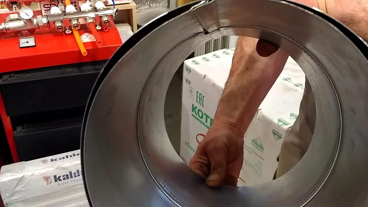 моя система отопления парапетный котёл атон термотехник аогвмнд 7е .