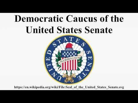 Democratic Caucus of the United States Senate