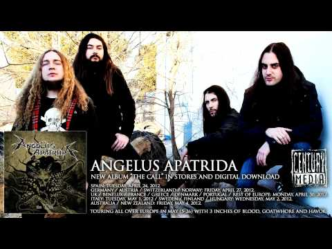 ANGELUS APATRIDA - You Are Next (OFFICIAL ALBUM TRACK)