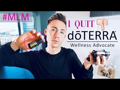 Why I Quit Doterra - Leaving The DO And Keeping The TERRA