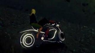 Saints Row 4 - Tron Bike