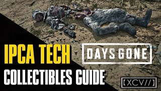 DAYS GONE · IPCA TECH Locations Video Guide |【XCV//】