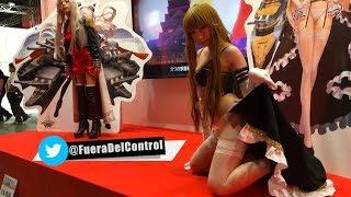 Fuera Del Control.- Conoce al Tokyo Game Show
