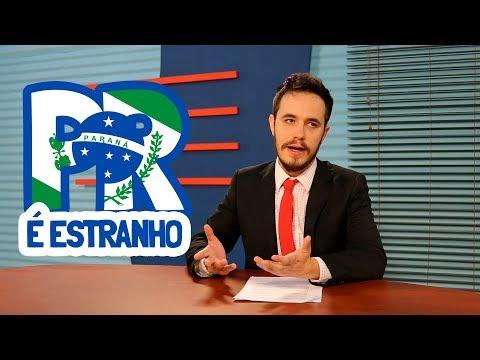 Paraná é Um Estado Estranho