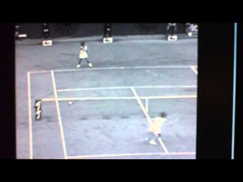 1972 French Open: Billie Jean King defeats Evonne Goolagong