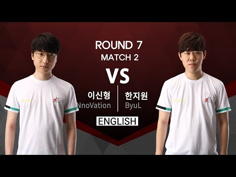 [SSL Premier] 170814 R7 Match 2 INnoVation vs ByuL