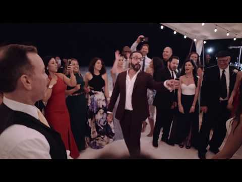 "BACKSTREET BOYS AJ MCLEAN  Leads Wedding Guests in ""Everybody"" Mp3"