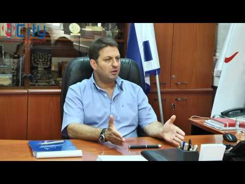 עיתונט - ראיון חג עם ראש העיר חיים ביבס