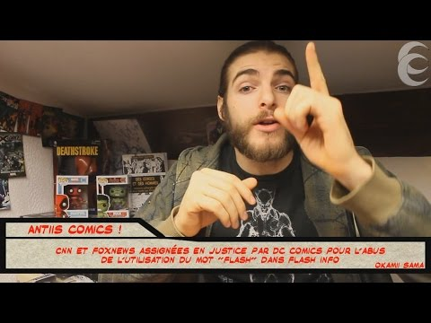 JT Comics #22 - 10/02/16 - Antiis Comics / Thèse en graphic novel / Deadpool / French Geek Movement