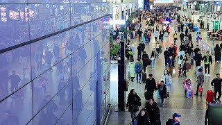 Massive annual migration underway in China