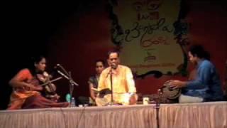 Krishna Ena Barade, Kannada, Carnatic music