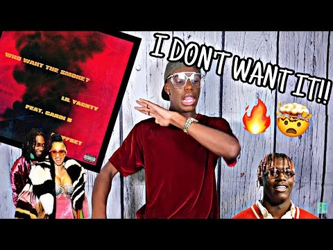 LIL YACHTY - WHO WANT THE SMOKE FT CARDI B & OFFSET REACTION