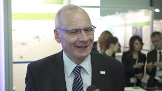 д-р Томас Рихтер на 15-й международной выставке «Металлообработка-2014
