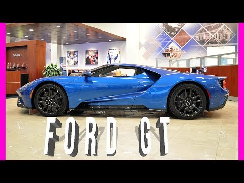 2019 Ford GT SUPERCAR- Our First and Only $575,500 car