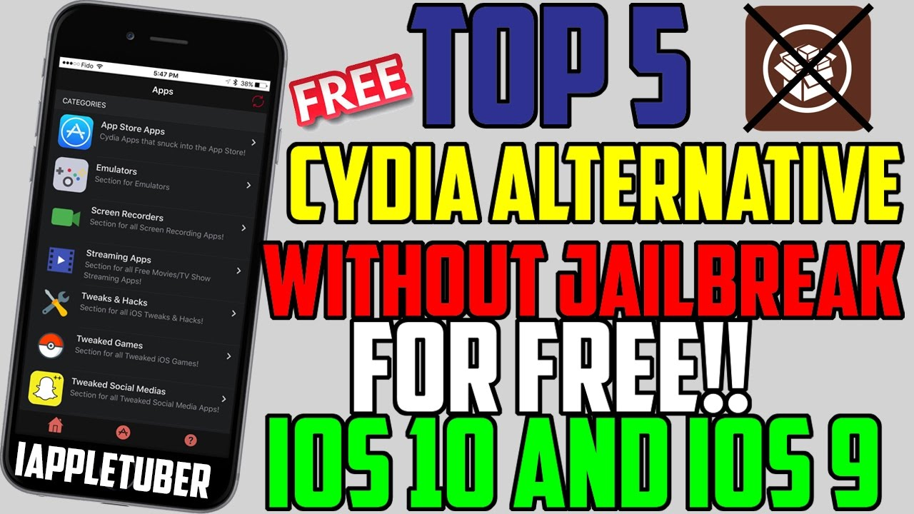 iOS Jailbreak alternatives: These ones are like Cydia : Tech